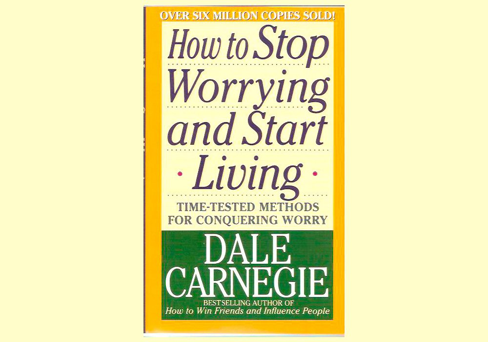 how to stop worrying and start living download