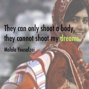 Malala Yousoufai-Dreams
