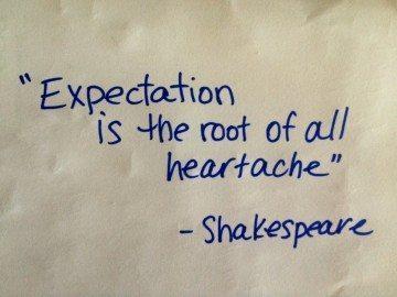 expectations-shakespear