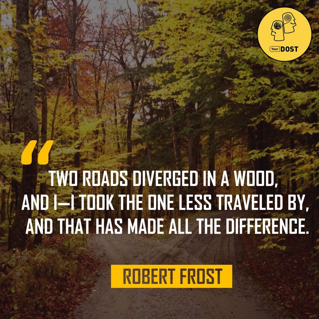 Quotes: Road Less Travelled