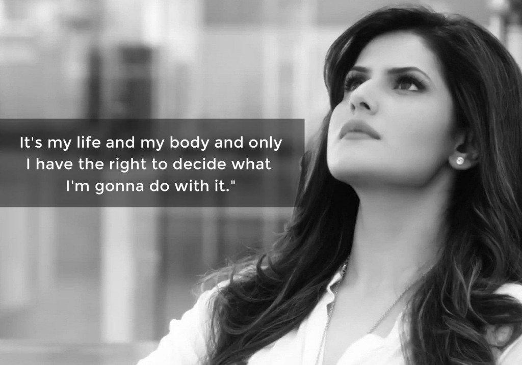 zareen-kaan-body-shaming