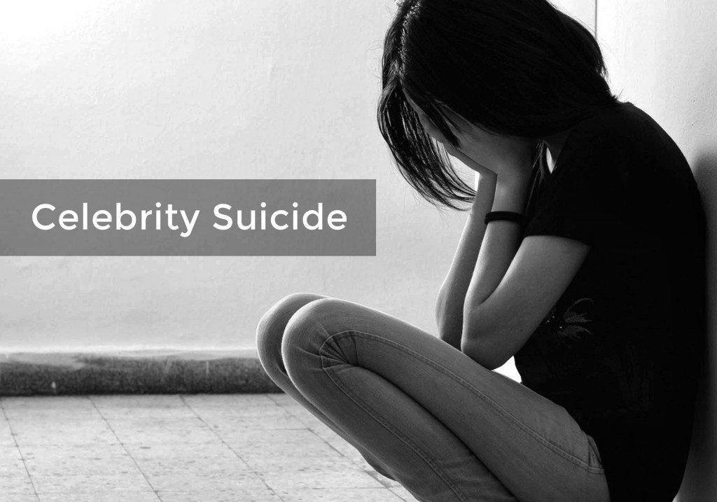 celebrty suicide