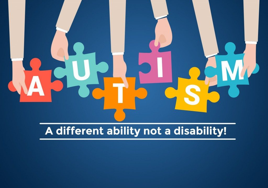Increase In Autism Diagnoses Not >> Autism A Dfferent Ability Not A Disability