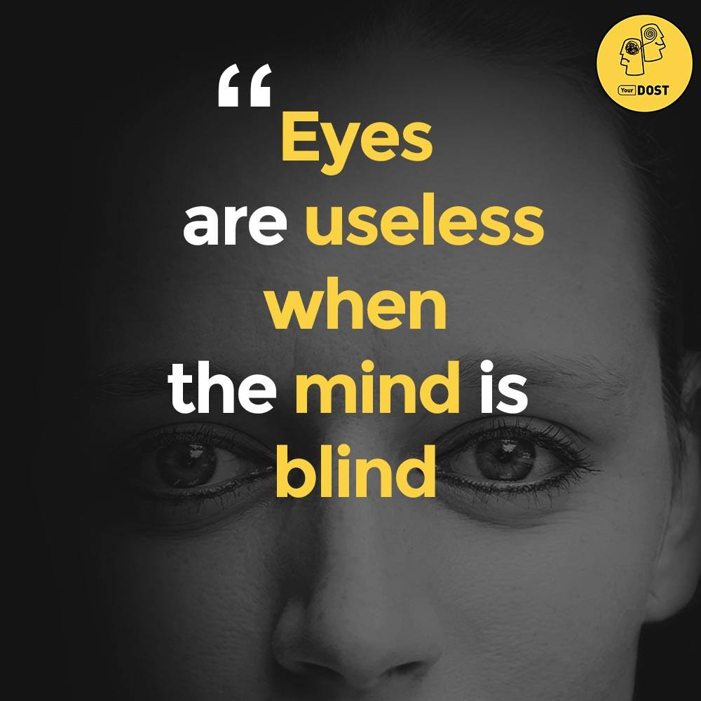 Blind Quotes Glamorous Quotes Blind Mind