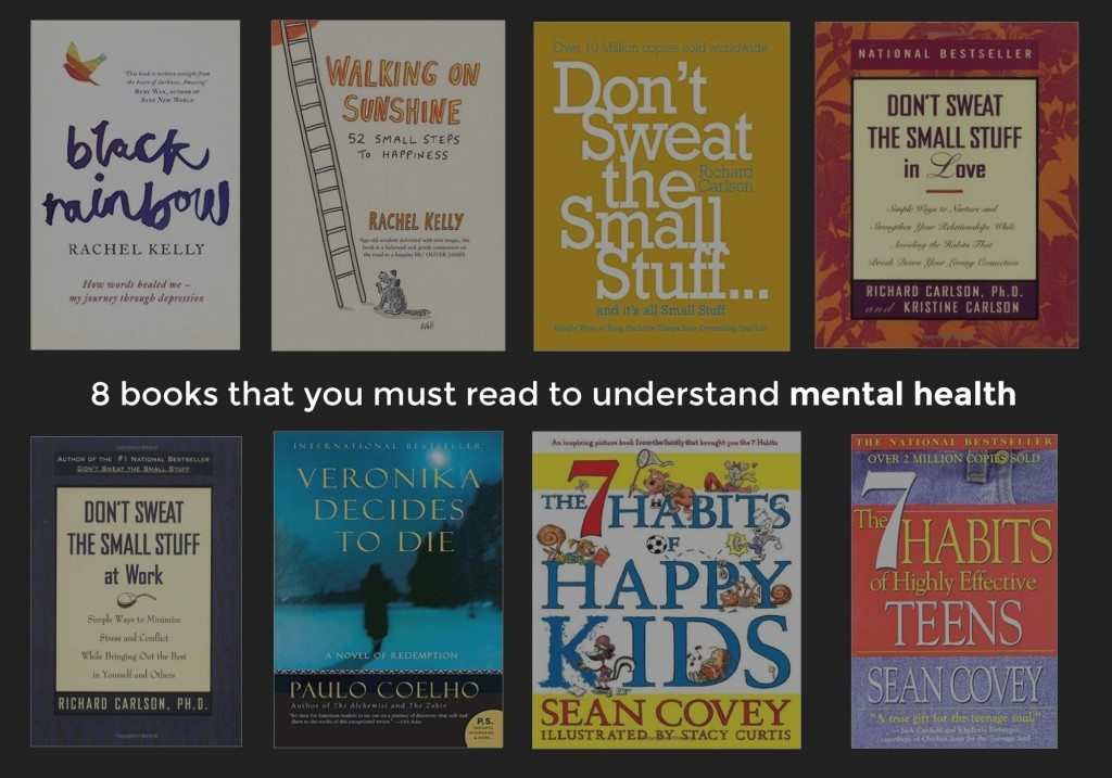 8 must read books on mental health