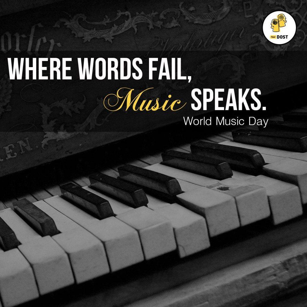 Quotes: Music Speaks