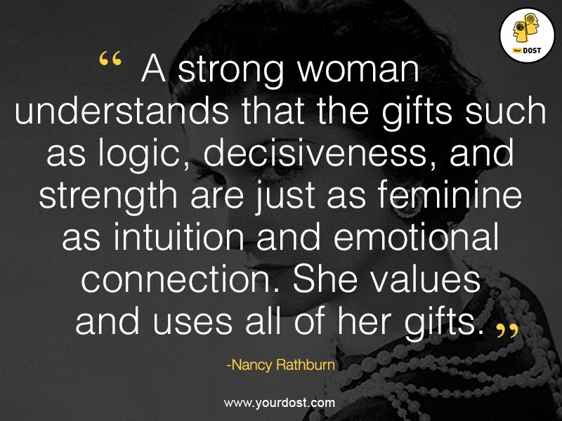 You Go Girl! 14 Inspirational Quotes for Independent Women