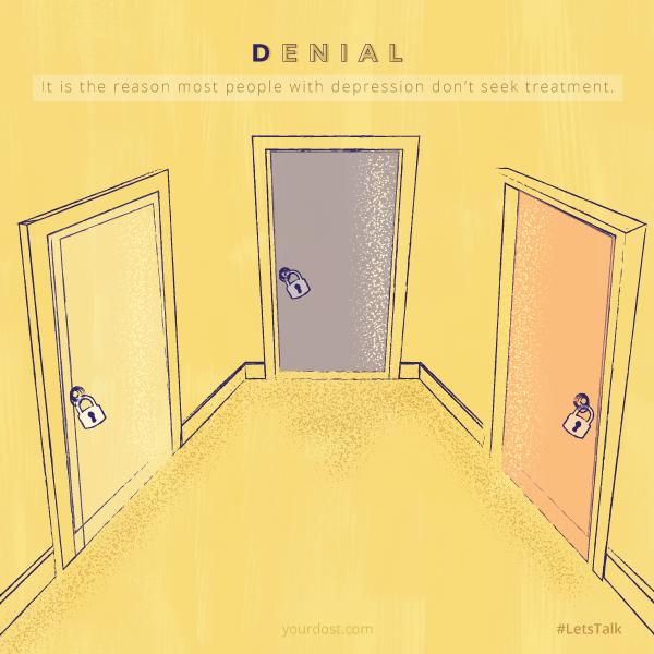 d-denial