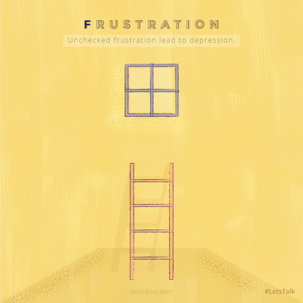 f-frustration