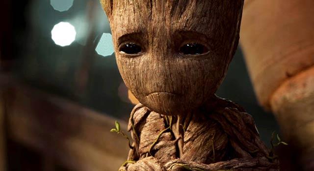 Sad Groot