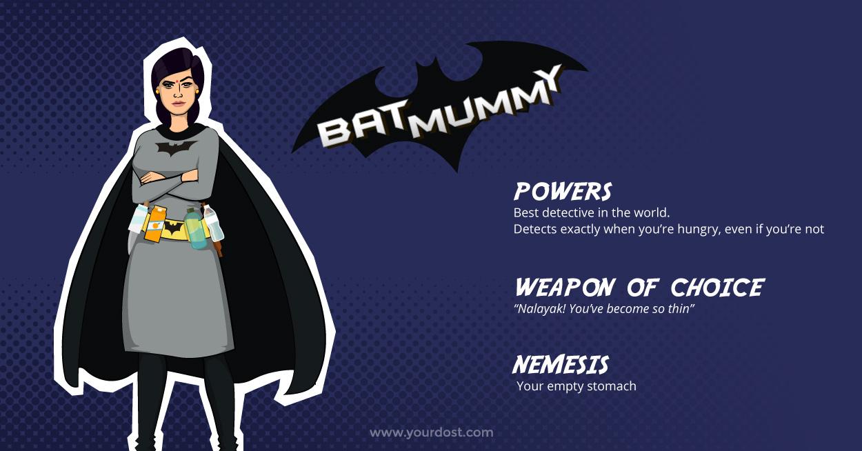Bat Mummy