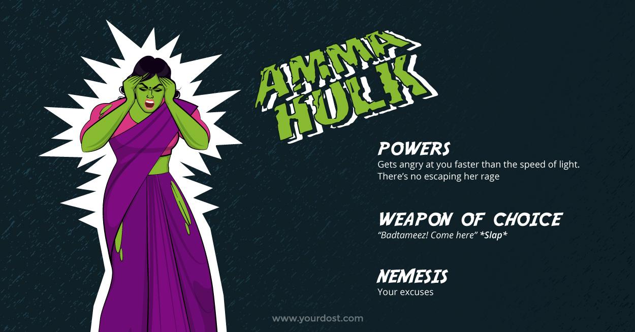 Amma Hulk