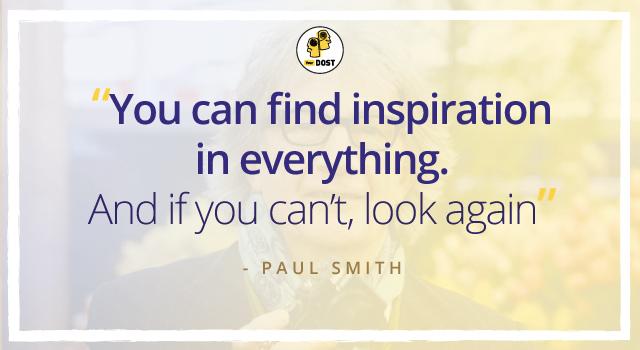 unleash your dreams paul smith