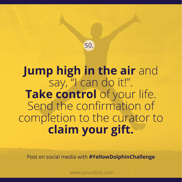 yellowdolpinchallenge-task50