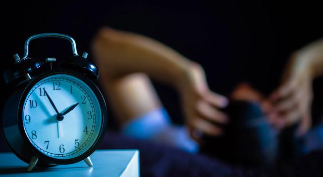 Insomnia or Lack of Sleep