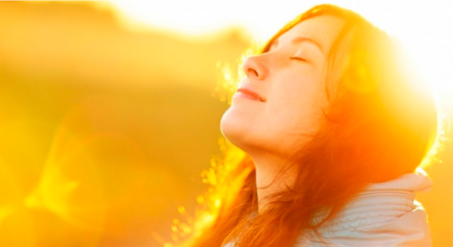 Smiling and laughing help reduce stress and improve immunity