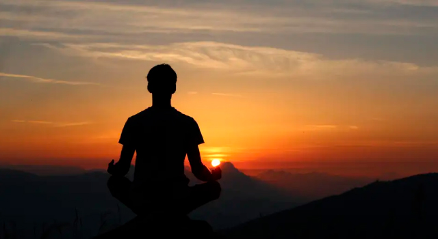 Mindfulness Mediatation help reduce stress and improve immunity