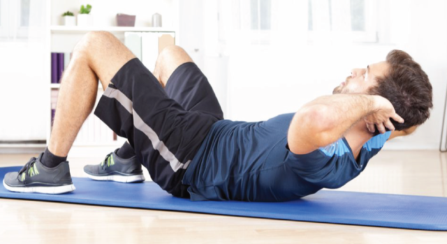 Physical exercises, working out