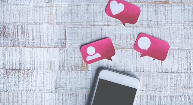 Reduce social media usage