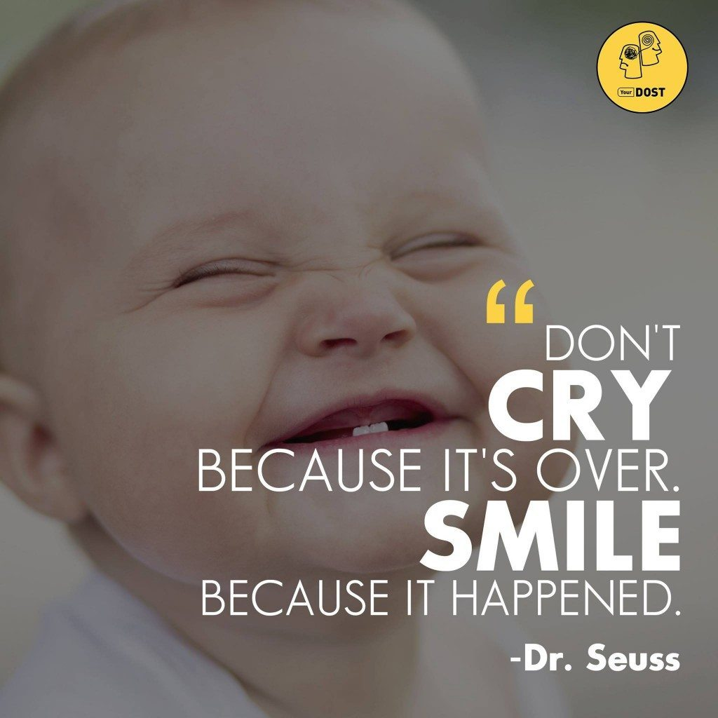 Quotes: Don't Worry, Keep Smiling