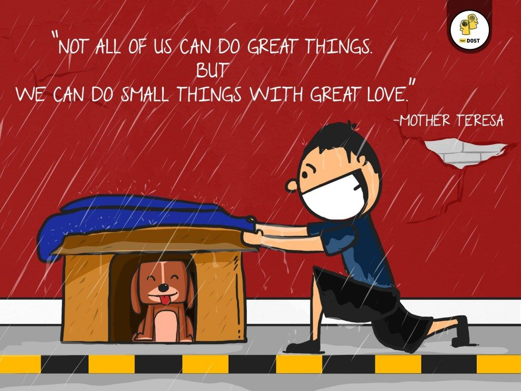 quotes small things give greater happiness