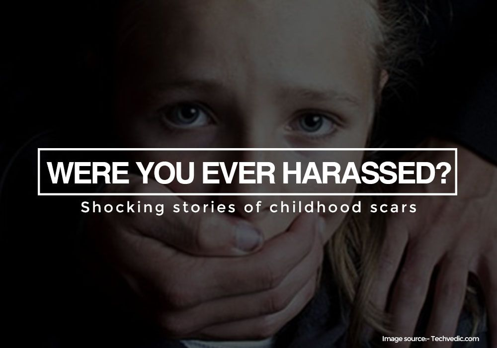 Here's Some Shocking Stories of Child Sex Abuse