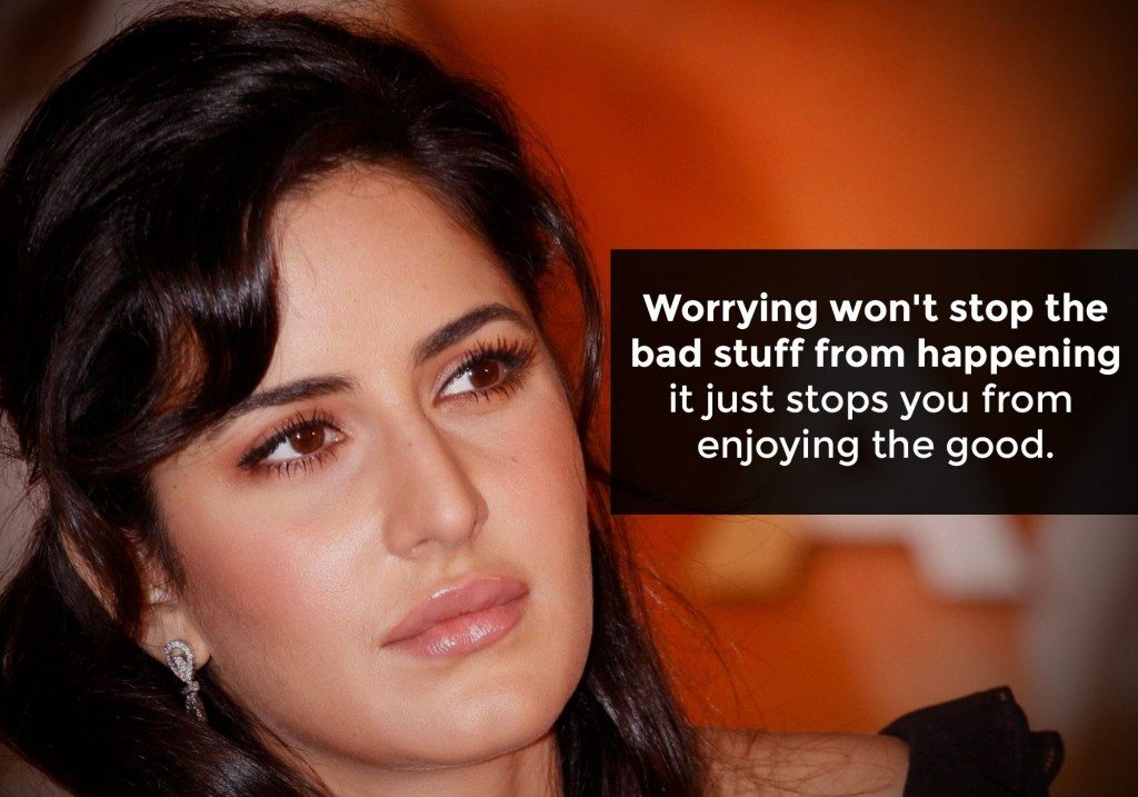 How to get rid of worries